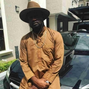 Peter Okoye Shows Off His Mansion And Cars (Pictured)